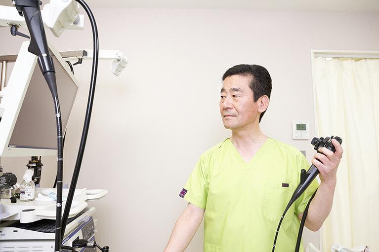 豊富な臨床経験と検査実績